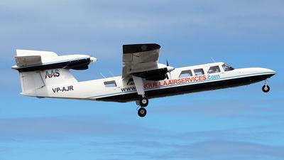 VP-AJR - Britten-Norman BN-2A Mk.III-2 Trislander - Anguilla Air Services