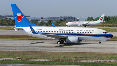 B-5238 - Boeing 737-71B - China Southern Airlines