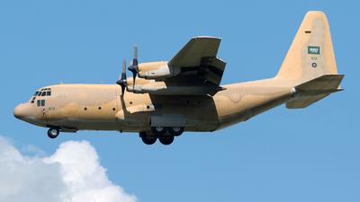 472 - Lockheed C-130H Hercules - Saudi Arabia - Air Force