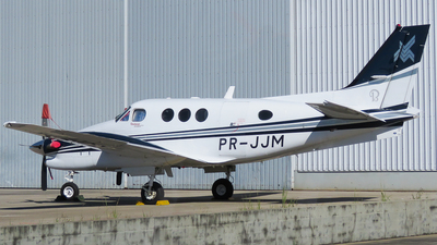 PR-JJM - Beechcraft C90GTi King Air - Private