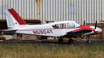 N5904Y - Piper PA-23-250 Aztec - Private