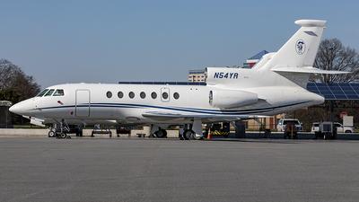 N54YR - Dassault Falcon 50EX - Private