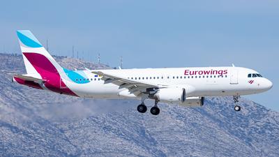 A picture of DABDU - Airbus A320214 - Eurowings - © Kostas Marmarelis