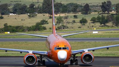 ZS-SJE - Boeing 737-85F - Mango Airlines