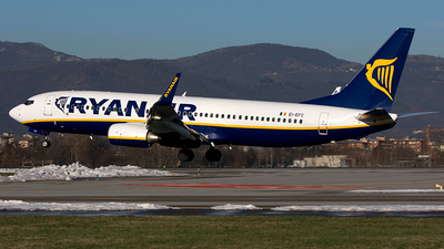 EI-EFC - Boeing 737-8AS - Ryanair