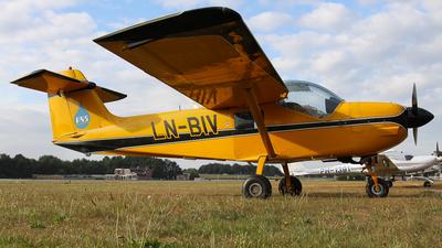 LN-BIV - Saab MFI-15 Safari - Private