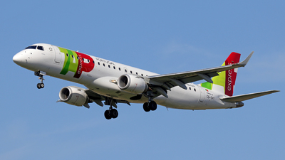 CS-TPT - Embraer 190-100LR - TAP Express