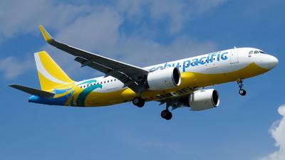 RP-C3239 - Airbus A320-271N - Cebu Pacific Air
