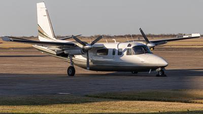 N121JW - Rockwell 690A Turbo Commander - Private