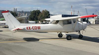 4X-CDW - Cessna 152 - Private
