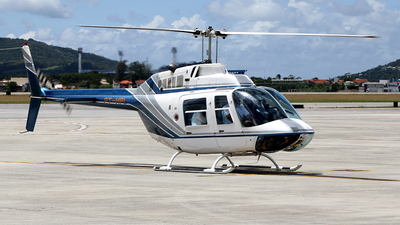 PT-HPL - Bell 206B-3 JetRanger III - Private