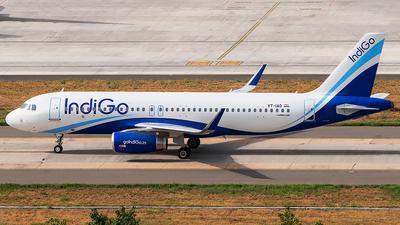 A picture of VTIAO - Airbus A320232 - IndiGo - © Sandeep Pilania