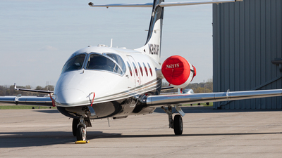 N260JR - Hawker Beechcraft 400A - Private
