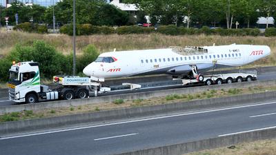 F-WWEY - ATR 72-212A(600) - ATR