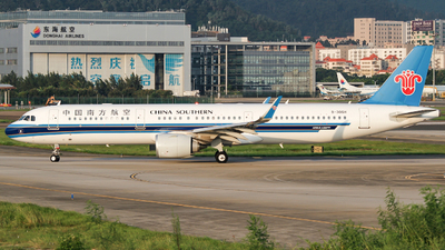 B-306H - Airbus A321-253N - China Southern Airlines