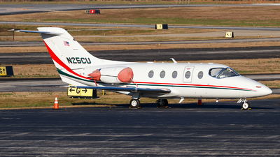 N25CU - Beechcraft 400A Beechjet - Private