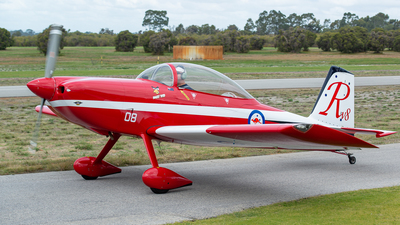 A picture of VHVLY - Van's RV8 - [80232] - © Dallas Presser