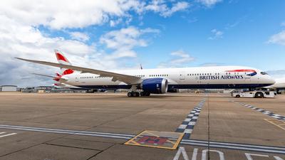 G-ZBLB - Boeing 787-10 Dreamliner - British Airways