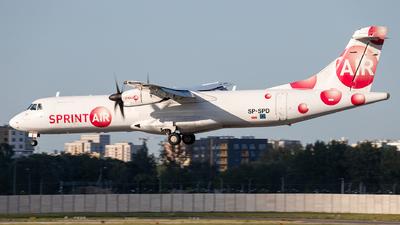 SP-SPD - ATR 72-212(F) - SprintAir