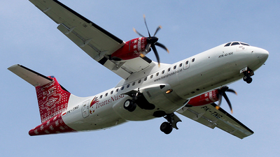 A picture of PKTNG - ATR 42500 - TransNusa - © Erlando Day