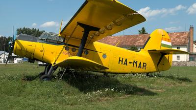 HA-MAR - PZL-Mielec An-2R - Private