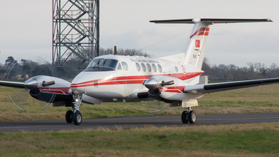 5001 - Beechcraft B200 Super King Air - Turkey - Ministry of National Defence