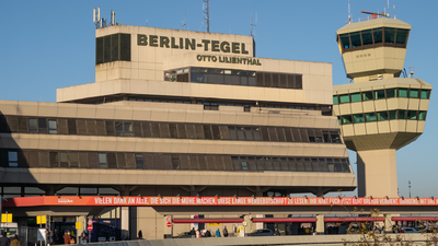 EDDT - Airport - Terminal