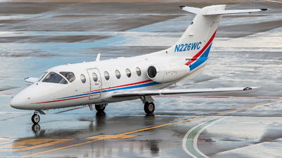A picture of N226WC - Nextant 400XT - Delta Private Jets - © Juan Pablo MS