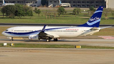 HS-NGG - Boeing 737-8Q8 - NewGen Airways