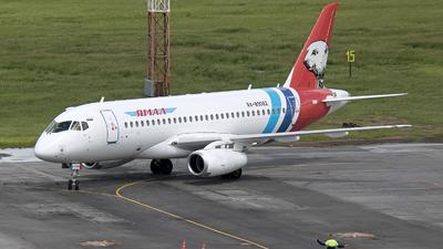 A picture of RA89082 - Sukhoi Superjet 10095LR - Yamal Airlines - © Andrey Tchursin