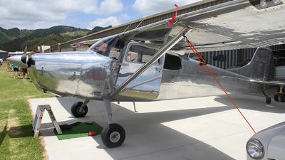 ZK-JCG - Cessna 170B - Private