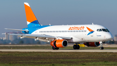 A picture of RA89149 - Sukhoi SSJ 10095B - Azimuth - © Alexander Lebedev