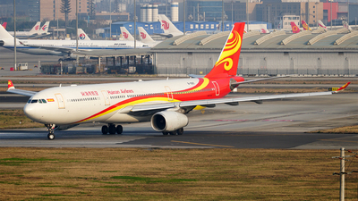 A picture of B1097 - Airbus A330343 - Hainan Airlines - © ECO707