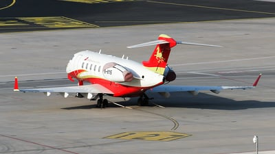 B-8115 - Bombardier BD-100-1A10 Challenger 300 - Hanhwa Airlines