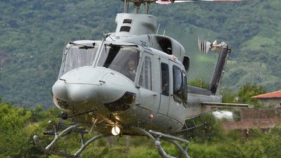 FAH-980 - Bell 412EP - Honduras - Air Force