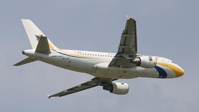 XY-AGR - Airbus A319-112 - Myanmar Airways International (MAI)