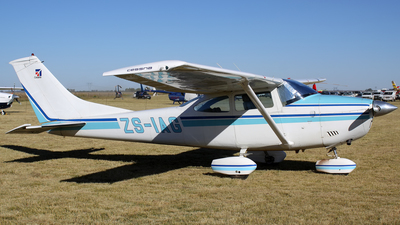 ZS-IAG - Cessna 182N Skylane - Private