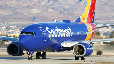 N7865A - Boeing 737-7Q8 - Southwest Airlines