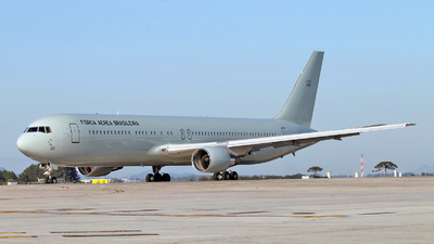 FAB2900 - Boeing 767-31A(ER) - Brazil - Air Force