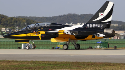 10-0059 - KAI T-50 Golden Eagle - South Korea - Air Force