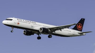 C-GIUF - Airbus A321-211 - Air Canada