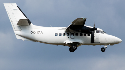 OK-VAA - Let L-410UVP-E Turbolet - Van Air Europe