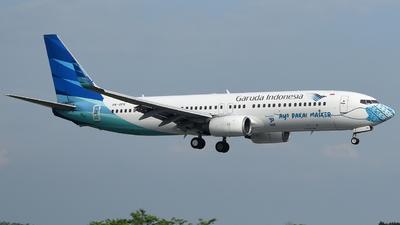 A picture of PKGFK - Boeing 73786N - Garuda Indonesia - © Cahyadi Prabowo