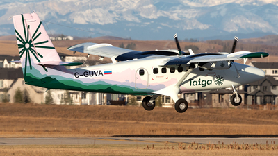 A picture of CGUVA - Viking DHC6400 Twin Otter -  - © Mike MacKinnon