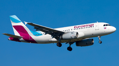 A picture of OELYU - Airbus A319132 - Eurowings - © Chr Pe