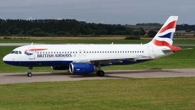 G-MIDY - Airbus A320-232 - British Airways