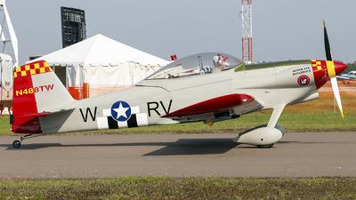 N488TW - Vans RV-4 - Private