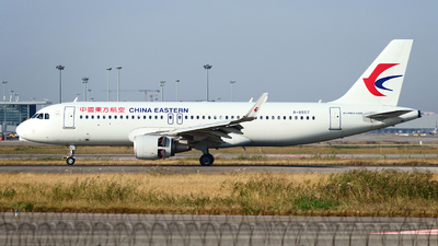 B-8557 - Airbus A320-214 - China Eastern Airlines