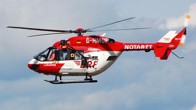 D-HMUF - MBB BK117B-2 - DRF Luftrettung