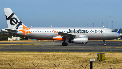A picture of VHVFF - Airbus A320232 - Jetstar Airways - © YSSYplanespotter